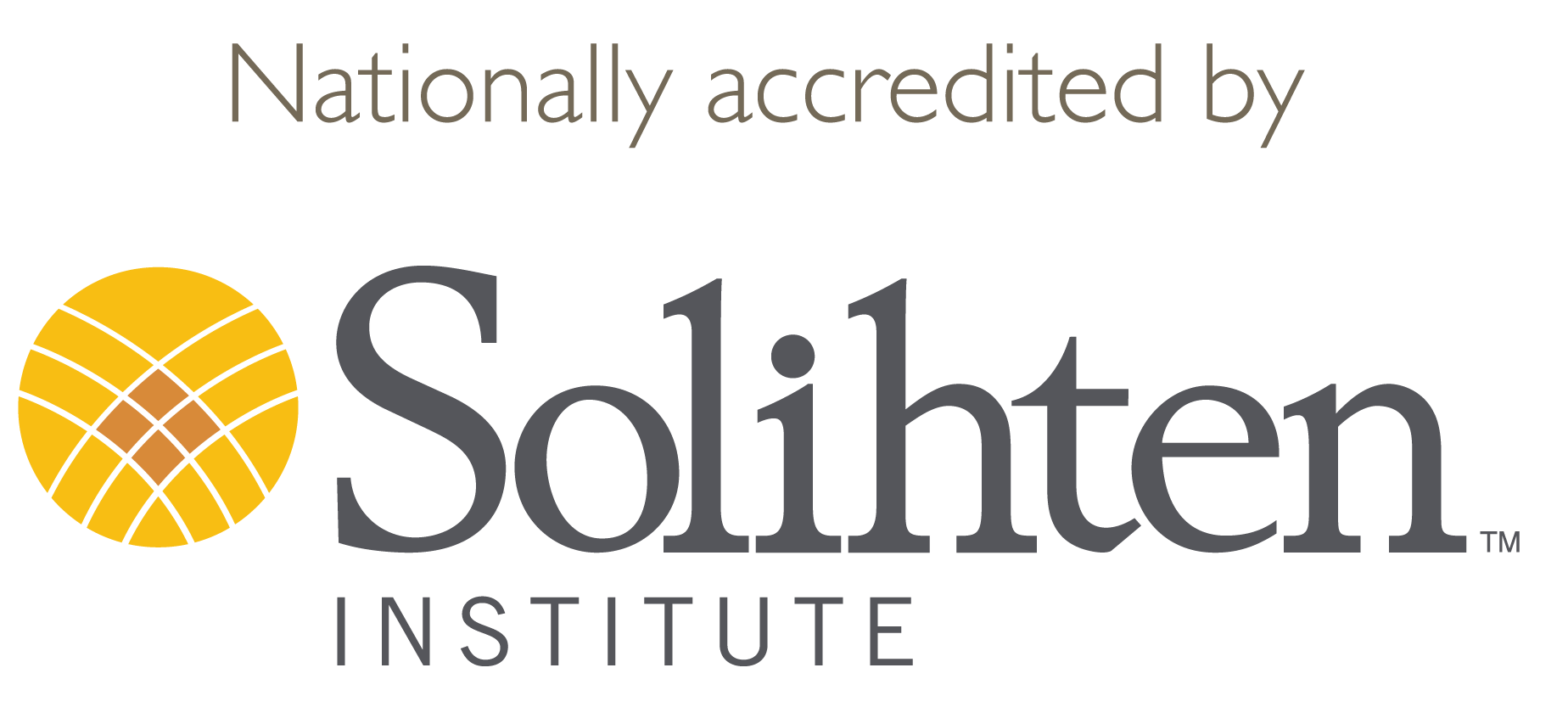 Nationally Accredited by Solihten Institute